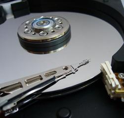 Festplatte klackert reparieren
